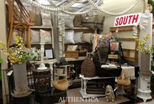 Authentica Classics - Booths and Merchandise / Vintage Finds and Textile Designs -  / by Authentica Classics