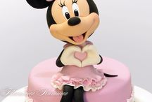 cake Miky mouse and friends