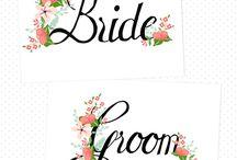 wedding - printable