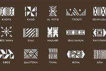 Fijian motifs and tattoos