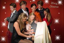 Kerstkaart / De allerorigineelste kerstkaart