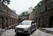 Audi Miniature Moment