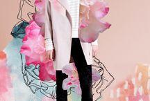 Imagem gráfica e digital para moda
