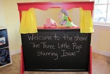 Puppet Theatres