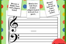 Music teaching ideas