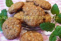 Recepty - sušenky, drobné sladkosti