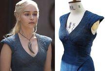 Daenerys Targaryen - Get the Look