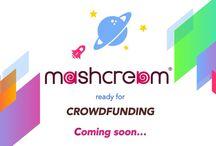 Crowdfunding / Il progetto Mashcream in #crowdfunding raccontato in questi Pin