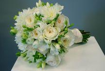 Classic Wedding Flowers