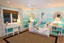 Samira's Mermaid Nursery / by Megan Valantine