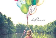 Photography balloon