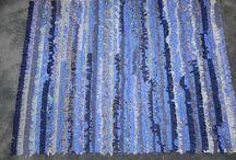 DIY/Rag Rugs, Crocheted and Weaved / by Cheryl Mook