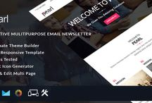Pearl - Multipurpose Email + Builder Access