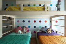 Kids' Rooms / by Jennifer Droste