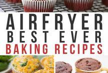 Air Fryer Recipes Baking