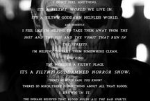 My kind of horror / All things American horror story / by Kye Bear