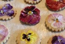 Flores comestibles   Edible Flowers
