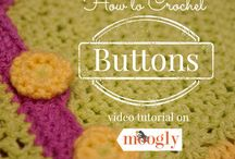 BUTTON-CROSHET