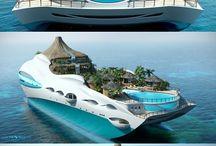 Luxus hajók