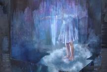 My Paintings / Oil paintings