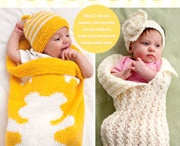 baby/children knit and sewing