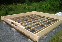 lemn constructie