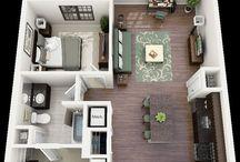 Pomysł na aranżację mieszkania