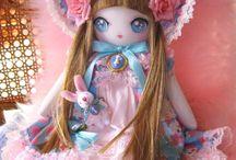 Bunka dolls
