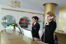 Staff iH Hotels Roma Z3 / our staf at working!