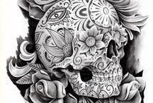 En tatuering
