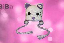 BiBa - Pipot - hats / Crochet hats
