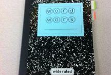 Words Their Way - Kindergarten / Words their way program, what works in Kindergarten!
