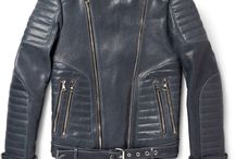 Leather  / Leather clothing
