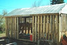 Shed / She'd construction