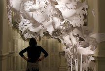 Sculpture: Paper
