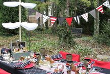 Pirate Party Ideas / by Janean Rogers