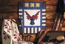 Patriotic Quilts / by Quilt in a Day
