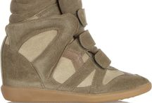 Isabel Marant Beckett Sneakers Outfit