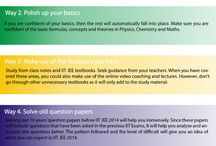 IIT JEE Coaching / All about IIT JEE Exam, Coaching, Preparation, Tips and Tricks