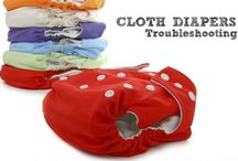 : cloth diapering : / by Beka Marie