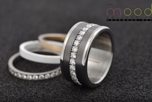 Precious Rings by mood joaillerie / Precious Rings / Jewelry / wedding rings