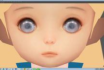 3D 얼굴