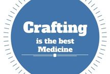 Craft quotes / Craft quotes to inspire, motivate or just to make you laugh. Think you are alone in your crafty quirkiness? Think again…!