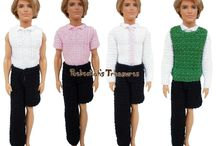 Crochet: For Dolls & Play Time