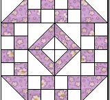 FMF Sampler quilt block ideas