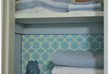 linen closet / by Angel Diaz