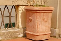 Vasi e fiori / www.terrecottebenocci.net