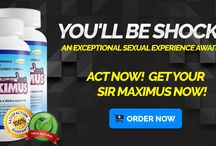 Sir Maximus – Penis Enlargement Pills