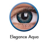 Elegance Contact Lenses / Add a touch of elegance to your appearance with these exceptional elegance contact lenses from Colourvue. Choose from the beautiful shades of blue, green, brown to add to your classiness.