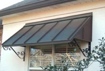Side Door Awning / Cover